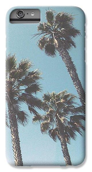 Summer Sky- By Linda Woods IPhone 7 Plus Case by Linda Woods