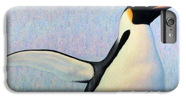 Penguin iPhone 7 Plus Case - Summertime by James W Johnson