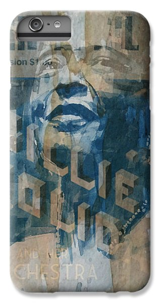 Rhythm And Blues iPhone 7 Plus Case - Summertime by Paul Lovering