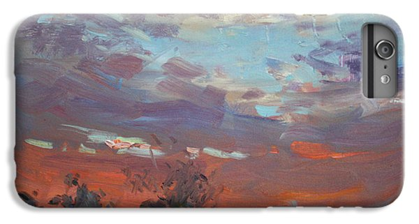 Georgetown iPhone 7 Plus Case - Sunset After Thunderstorm by Ylli Haruni