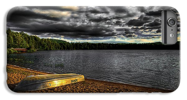 Sunset At Nicks Lake IPhone 7 Plus Case by David Patterson