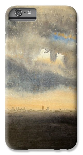 City Sunset iPhone 7 Plus Case - Sunset Over The City by Andrew King