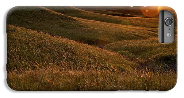 Sunset Over The Kansas Prairie IPhone 7 Plus Case