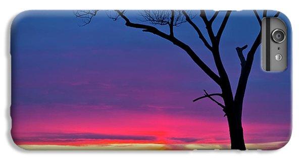 Sunset Sundog  IPhone 7 Plus Case by Ricky L Jones