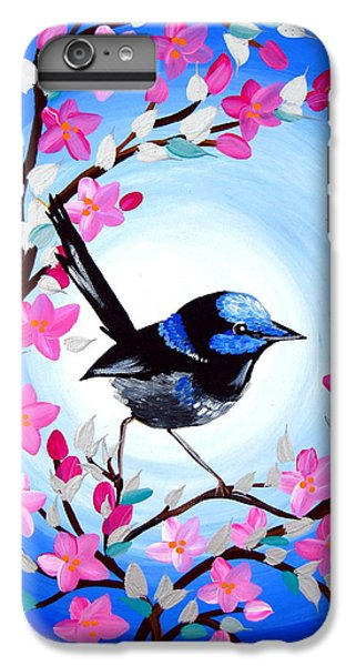 Superb Fairy Wren IPhone 7 Plus Case