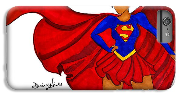 Superwoman I Am  IPhone 7 Plus Case by Diamin Nicole