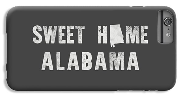 Sweet Home Alabama IPhone 7 Plus Case by Nancy Ingersoll