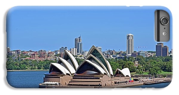 Sydney Opera House No. 17-1 IPhone 7 Plus Case by Sandy Taylor