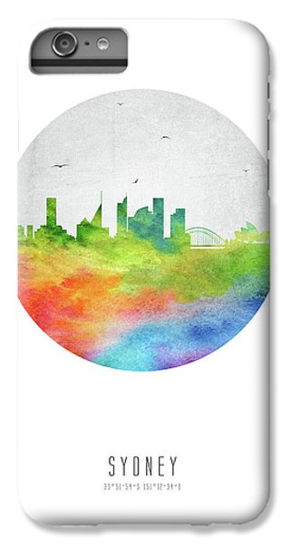 Sydney Skyline Ausy20 IPhone 7 Plus Case by Aged Pixel