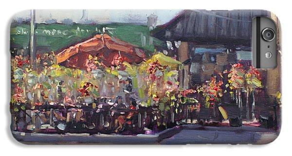 Georgetown iPhone 7 Plus Case - Symposium Cafe Restaurant - Georgetown by Ylli Haruni