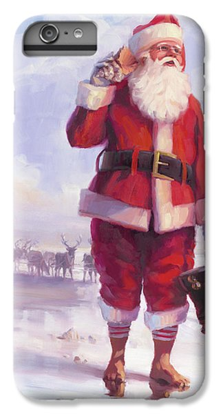 Elf iPhone 7 Plus Case - Taking A Break by Steve Henderson