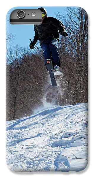 IPhone 7 Plus Case featuring the photograph Taking Air On Mccauley Mountain by David Patterson