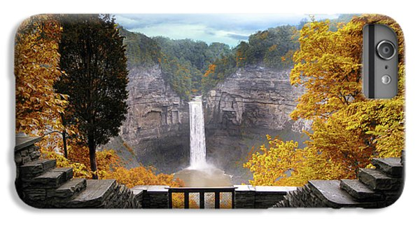 Taughannock In Autumn IPhone 7 Plus Case by Jessica Jenney