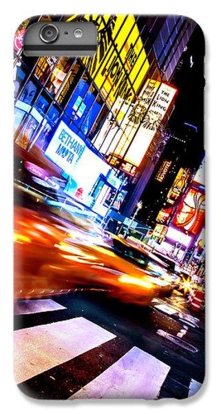 Taxi Square IPhone 7 Plus Case by Az Jackson