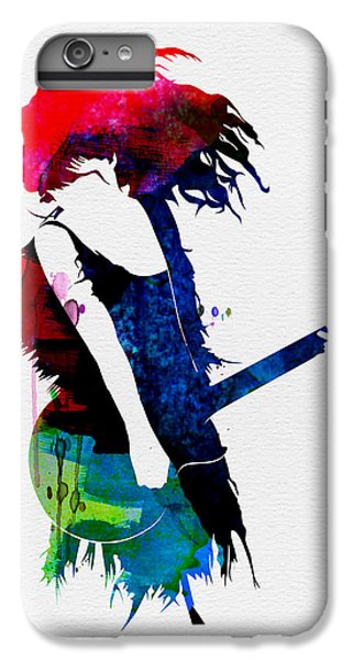 Taylor Watercolor IPhone 7 Plus Case by Naxart Studio