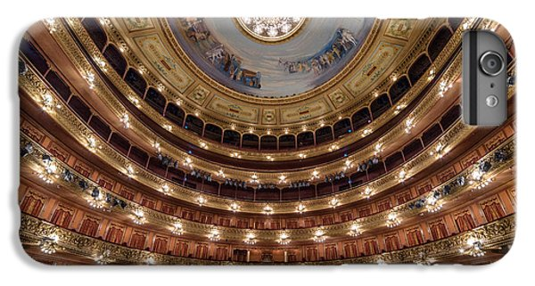 Teatro Colon Performers View IPhone 7 Plus Case