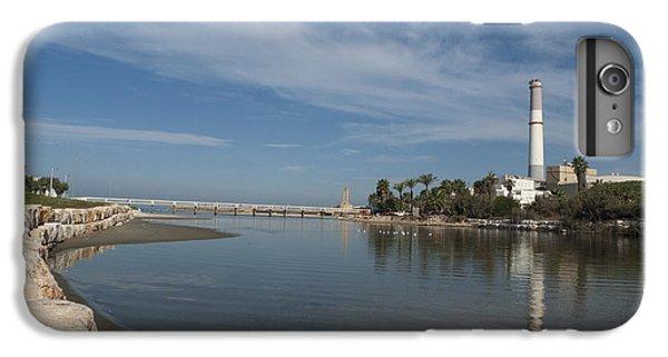 IPhone 7 Plus Case featuring the photograph Tel Aviv Old Port 1 by Dubi Roman