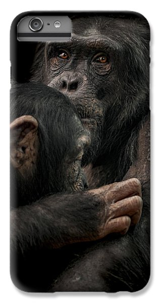 Tenderness IPhone 7 Plus Case by Paul Neville