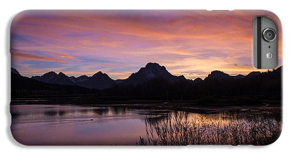 Teton Sunset IPhone 7 Plus Case