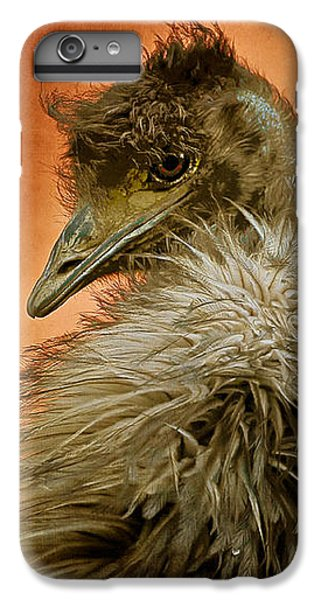 That Shy Come-hither Stare IPhone 7 Plus Case by Lois Bryan