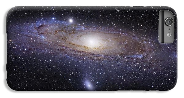 Space iPhone 7 Plus Case - The Andromeda Galaxy by Robert Gendler
