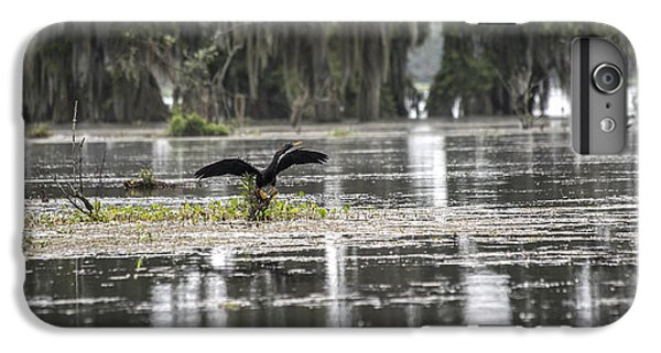 The Announcer  IPhone 7 Plus Case by Betsy Knapp