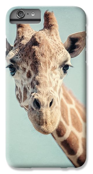 The Baby Giraffe IPhone 7 Plus Case by Lisa Russo
