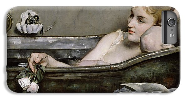 Impressionism iPhone 7 Plus Case - The Bath by Alfred George Stevens