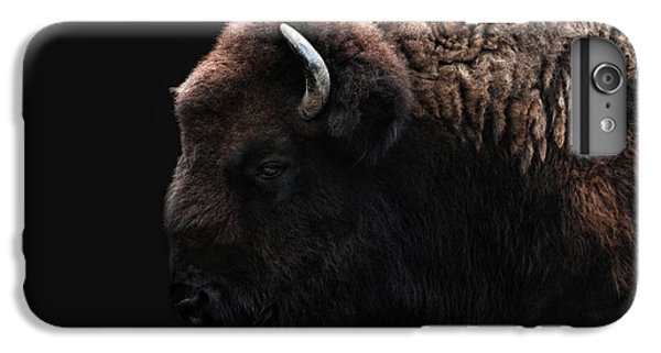 The Bison IPhone 7 Plus Case by Joachim G Pinkawa