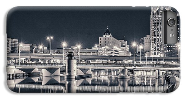 IPhone 7 Plus Case featuring the photograph The Bright Dark Of Night by Bill Pevlor