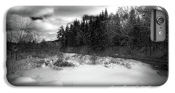 IPhone 7 Plus Case featuring the photograph The Calm Of Winter by David Patterson
