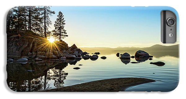 Lake iPhone 7 Plus Case - The Cove At Sand Harbor by Jamie Pham