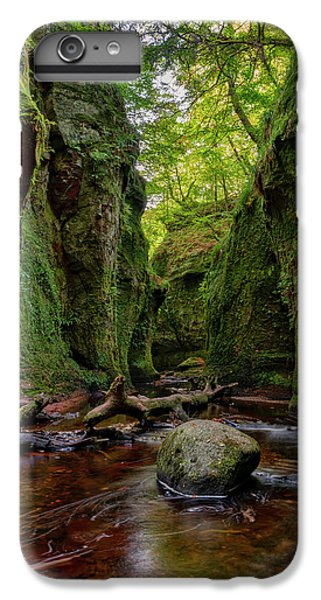 The Devil Pulpit At Finnich Glen IPhone 7 Plus Case by Jeremy Lavender Photography