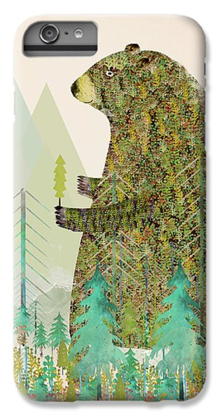 The Forest Keeper IPhone 7 Plus Case
