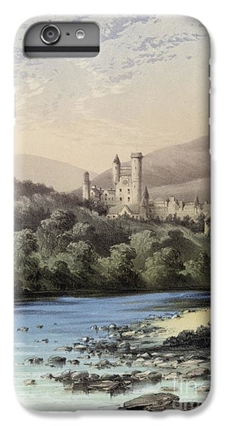 The Highland Home, Balmoral Castle IPhone 7 Plus Case by English School