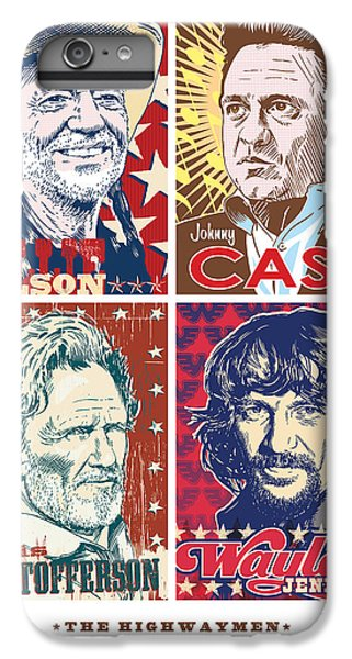 The Highwaymen IPhone 7 Plus Case