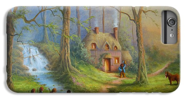 The House Of Tom Bombadil.  IPhone 7 Plus Case by Joe  Gilronan