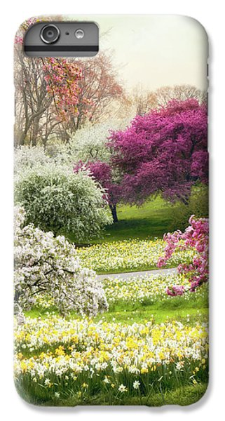 IPhone 7 Plus Case featuring the photograph The Joy Of Spring by Jessica Jenney