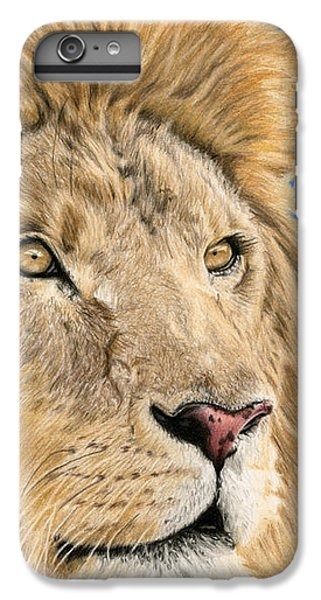 The King IPhone 7 Plus Case
