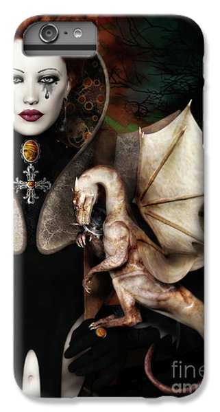 The Last Dragon IPhone 7 Plus Case by Shanina Conway