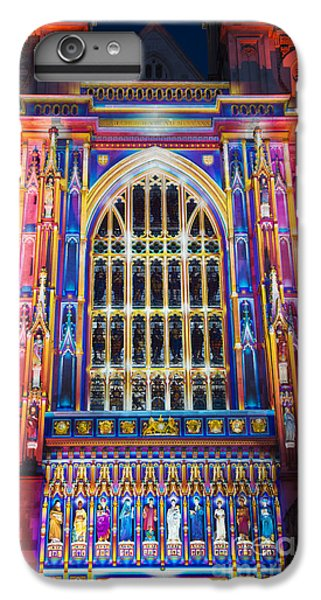 The Light Of The Spirit Westminster Abbey London IPhone 7 Plus Case