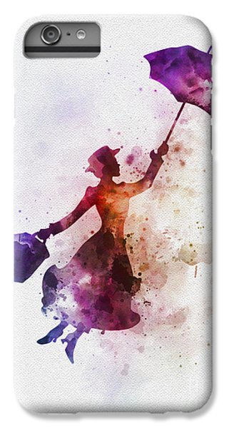 London iPhone 7 Plus Case - The Magical Nanny by Rebecca Jenkins