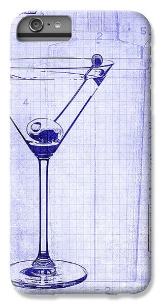 The Martini Blueprint IPhone 7 Plus Case