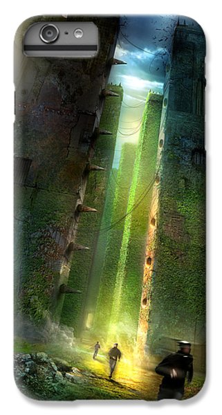 The Maze Runner IPhone 7 Plus Case by Philip Straub