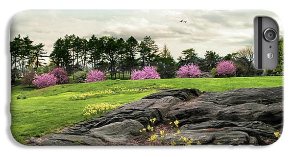 IPhone 7 Plus Case featuring the photograph The Meadow Beyond by Jessica Jenney