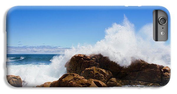 IPhone 7 Plus Case featuring the photograph The Might Of The Ocean by Jorgo Photography - Wall Art Gallery