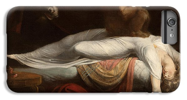 Fairy iPhone 7 Plus Case - The Nightmare by Henry Fuseli