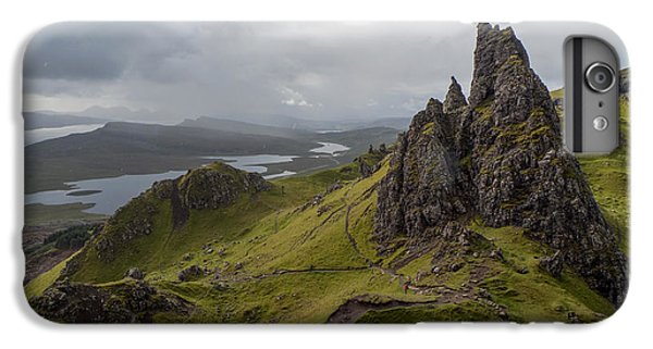 The Old Man Of Storr, Isle Of Skye, Uk IPhone 7 Plus Case by Dubi Roman