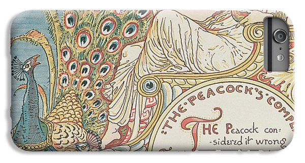 The Peacocks Complaint IPhone 7 Plus Case by English School