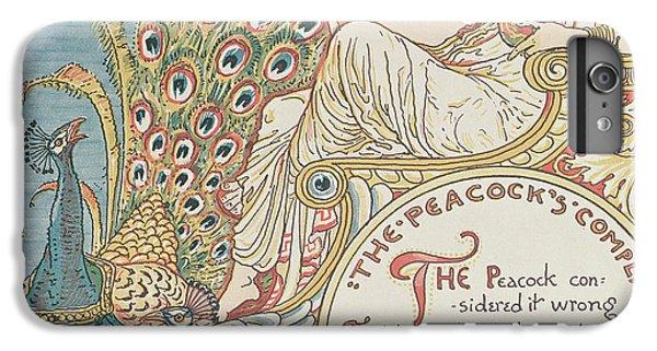 The Peacocks Complaint IPhone 7 Plus Case